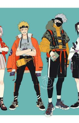 [Naruto], [Hoàn] Trường đại học Konoha!