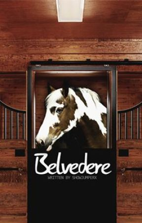 Belvedere by showjumperx