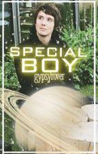 Special Boy // phan by GypsyRover