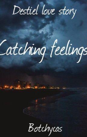 catching feelings - destiel by botchycas