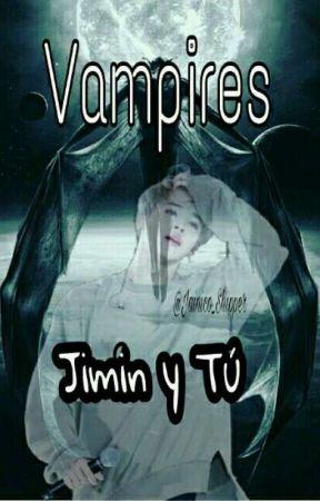 Vampires-Jimin Y Tú by Jainico_Shipper