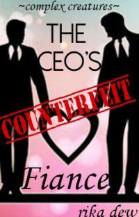 The CEO's Counterfeit Fiancé (BoyxBoy) cover