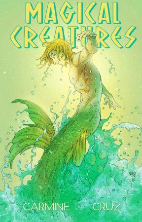 Magical Creatures by liliancarmine