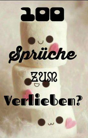 100 Sprüche zum Verlieben?! by Shushue03
