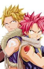 Dragons Love (Sting x Reader x Natsu) by AbiToto