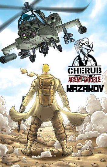 CHERUB Agent Double - Kazakov