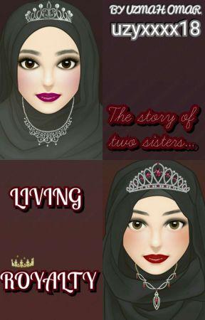 Living Royalty  by uzyxxxx18