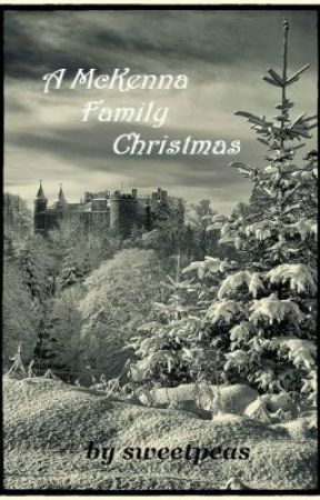 A McKenna Family Christmas by Sweetpeas
