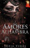 Amores em Alhambra cover
