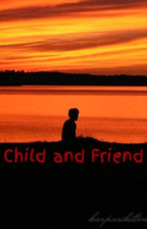 Child and Friend by bononk