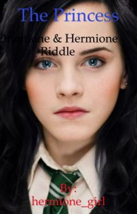 The princess Hermione Riddle cover