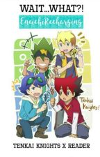 Wait...WHAT?!- Tenkai Knights x Readers TEXTING by -prettycybergirl