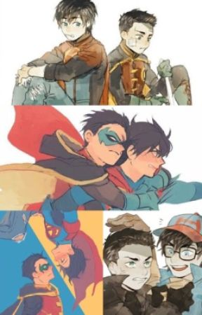 SuperSons One-shots(DamiJon) by ILuvChoc0LAte