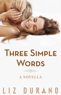 Three Simple Words - A Finding Sam Novella cover