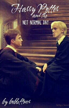 Harry Potter and the Not Normal Day (Drarry One Shot)  by bobleftmcr