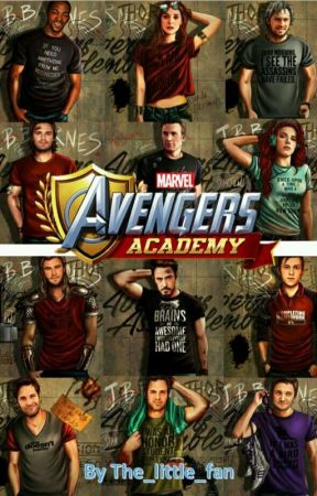 Avenger Academy [AU] by The_little_fan