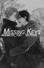 Missing Keys (Victor x Yuuri) by lemon_s_ofie