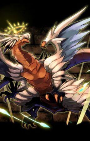 Haven and Demonic Dragonslayer by TimothyCovington