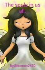 The souls in us all. Aphmau x SkyMedia x Undertale by Bloxmon2470