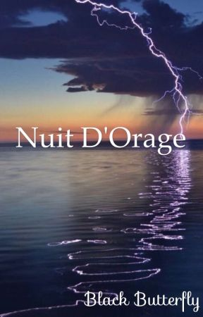 Nuit d'Orage (poèmes noirs) by BlueApple22