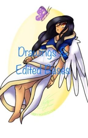 Drawings & Edited Bases by LadyIrene300