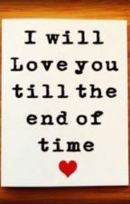 Till The End by wannabewriter1027