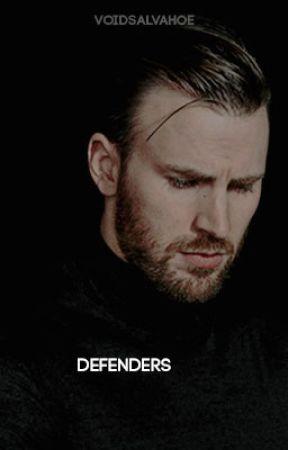 defenders ( marvel & dc gif series ) by voidsalvahoe
