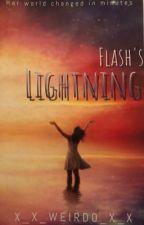 Flash's Lightning by kyra_macgrrr