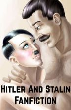 Hitler And Stalin..... by EnteisBacon