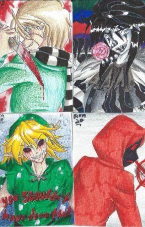 Creepypasta Boyfriend Scenarios by TokyoSnek