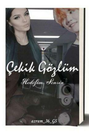 Çekik Gözlüm  by azram_36_GS