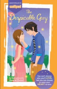 The Despicable Guy Book 1 cover