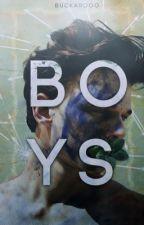 BOYS • MALE FACECLAIMS by buckarooo