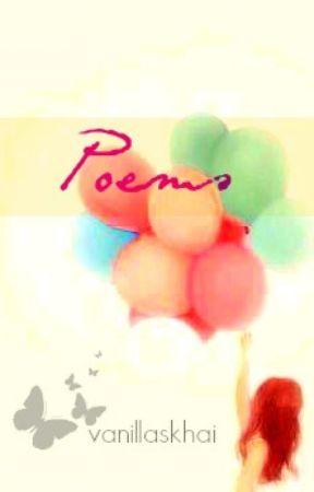 Poem Compilation by vanillaskhai