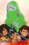 Ninjago: Zemsta Delary cover