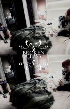 Broken glass » Yoonmin by Irene-Vlx