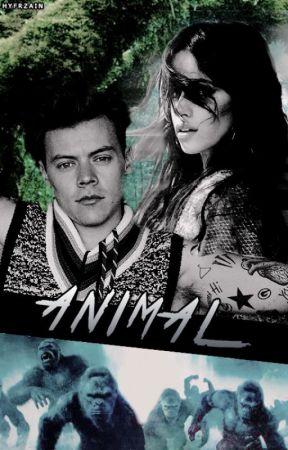 ANIMAL ➙ CAMARRY by hyfrzain