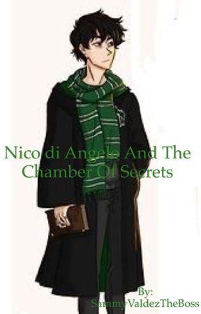 Nico di Angelo and the Chamber of Secrets by SammyValdezTheBoss