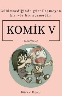 Komik 5 cover