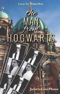 The Man From H.O.G.W.A.R.T.S. (A Drarry FanFiction) cover