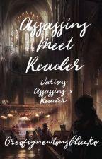 Assassins meet reader (Various Assassins x Reader) by Oreofignewtonsblazko
