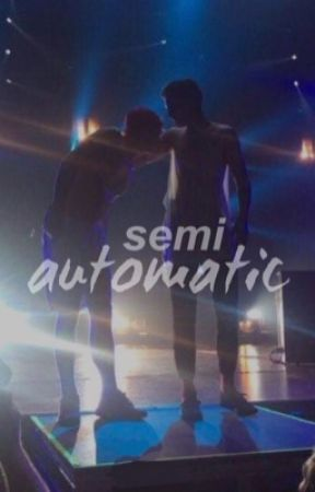 semi-automatic | joshler by fairlyfloral