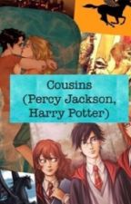 Cousins (A Percy Jackson, Harry Potter Crossover) by guacamolly3