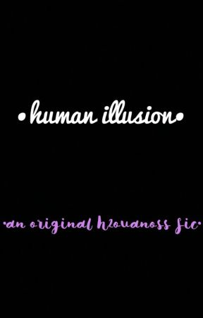 •human illusion• {H2OVanoss} by aghost-no