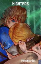 Fighters | Zelink Dystopia by Princess-Zel