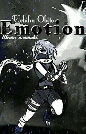 Emotion|Uchiha Obito| by mononaru