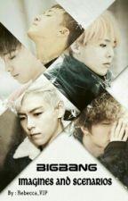BIGBANG Imagines And Scenarios by Rebecca_VIP