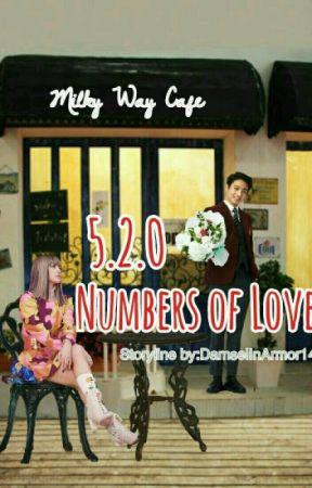 5.2.0 Numbers of Love [ONESHOT] by DamselInArmor14