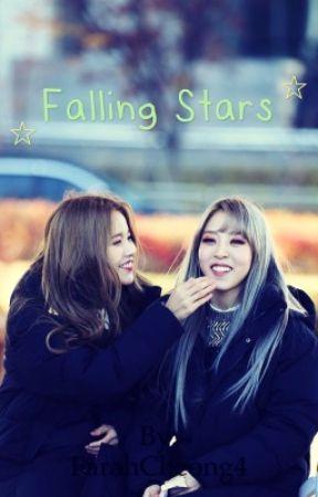 Falling Stars (On Hold) by RiyokoXD