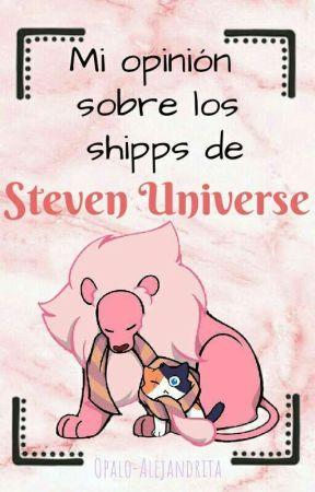 Mi opinion sobre los Shipps de Steven Universe by Opalo-Alejandrita
